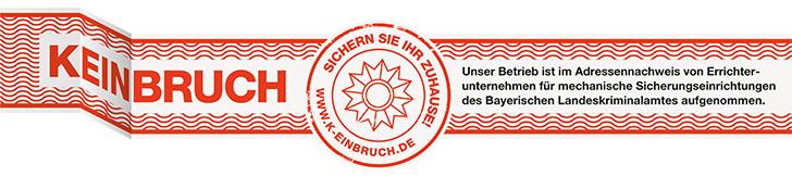 K-Einbruch Siegel, Landeskriminalamt Bayern