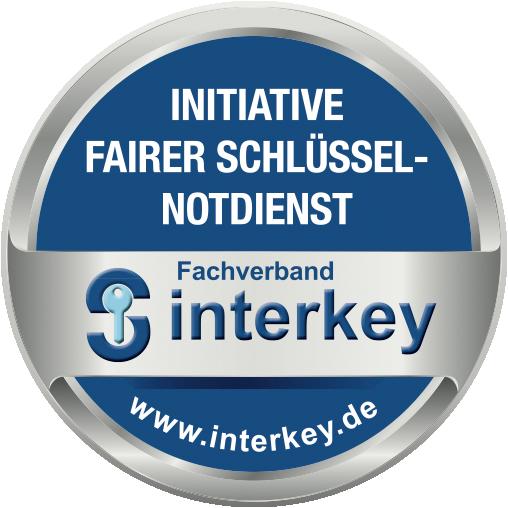 Siegel Initiative Fairer Schlüssel-Notdienst